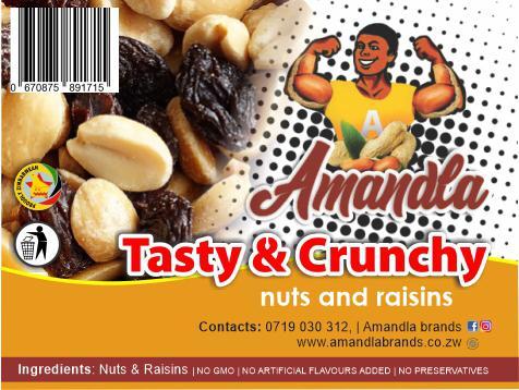 Amandla Brands